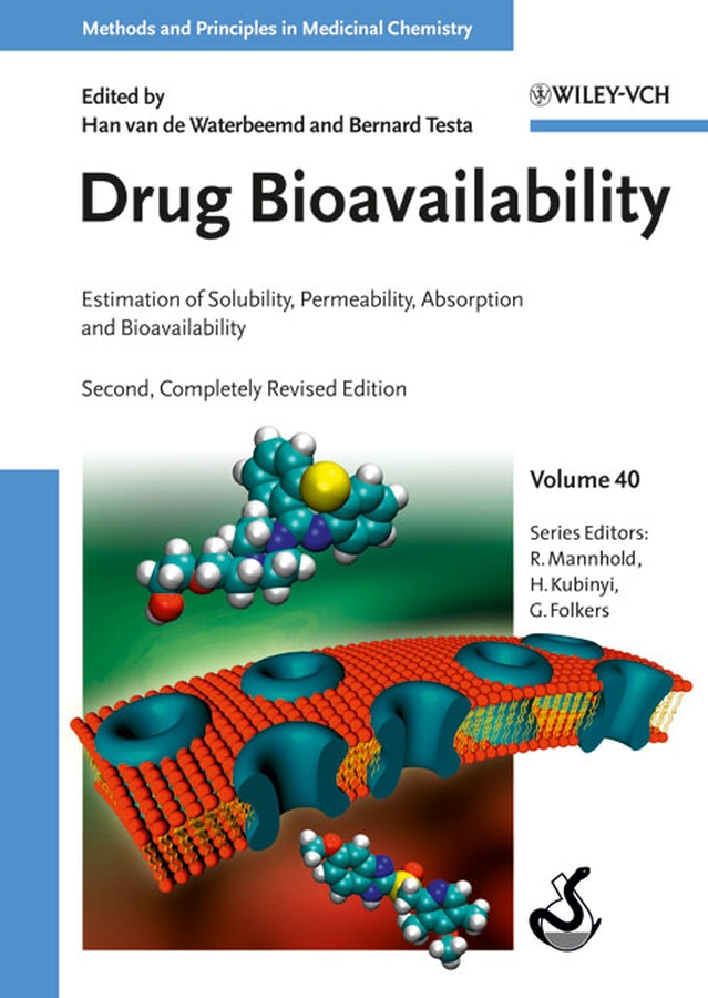 Hugo Kubinyi Drug Bioavailability. Estimation of Solubility, Permeability, Absorption and Bioavailability bioavailability and solubility equilibria of heavy metals in soils