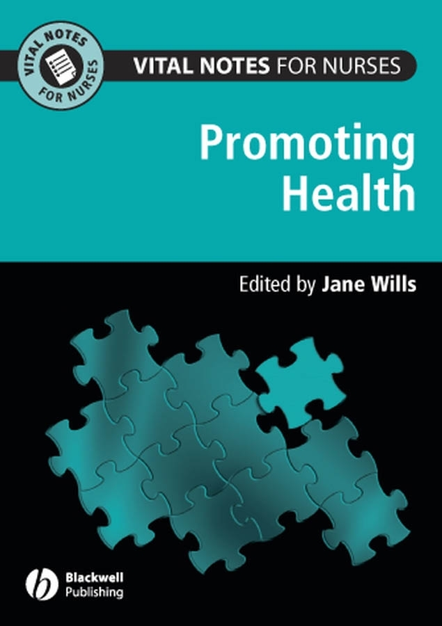Фото - Jane Wills Vital Notes for Nurses. Promoting Health health