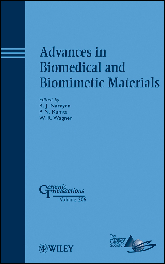 Roger Narayan Advances in Biomedical and Biomimetic Materials цена