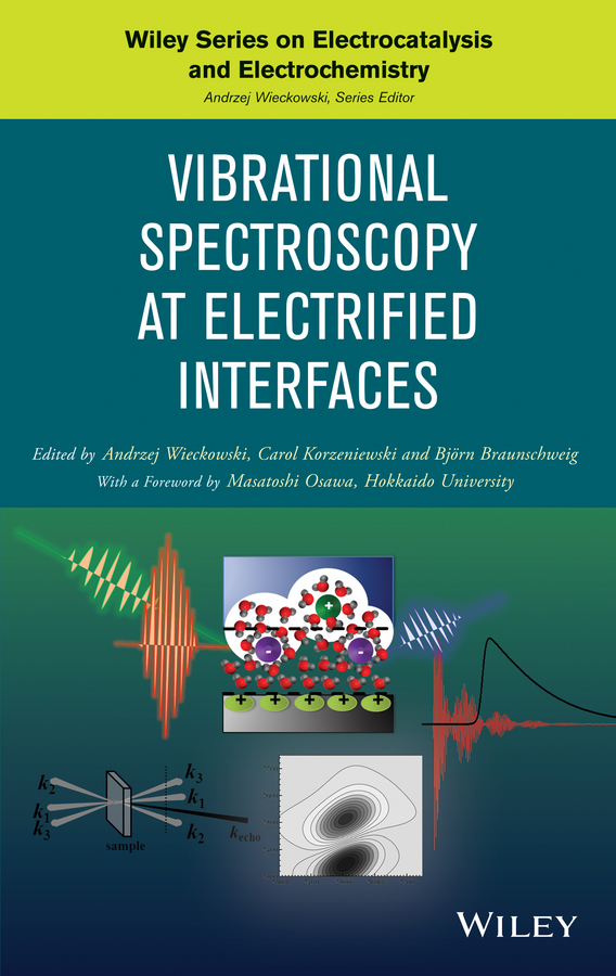 Andrzej Wieckowski Vibrational Spectroscopy at Electrified Interfaces pierre richard dahoo infrared spectroscopy of diatomics for space observation