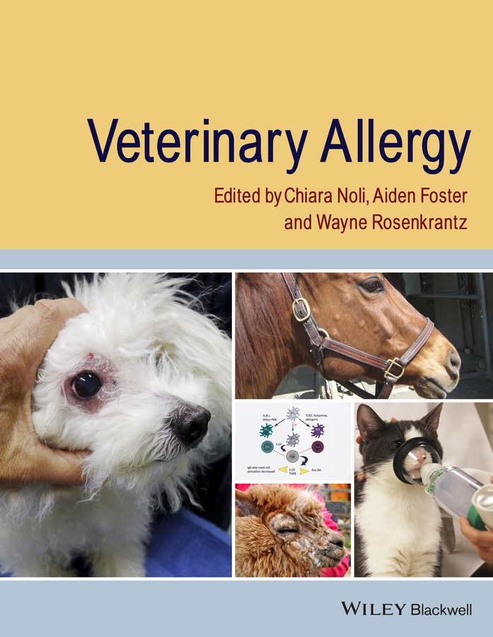 Chiara Noli Veterinary Allergy bonnie ballard exotic animal medicine for the veterinary technician