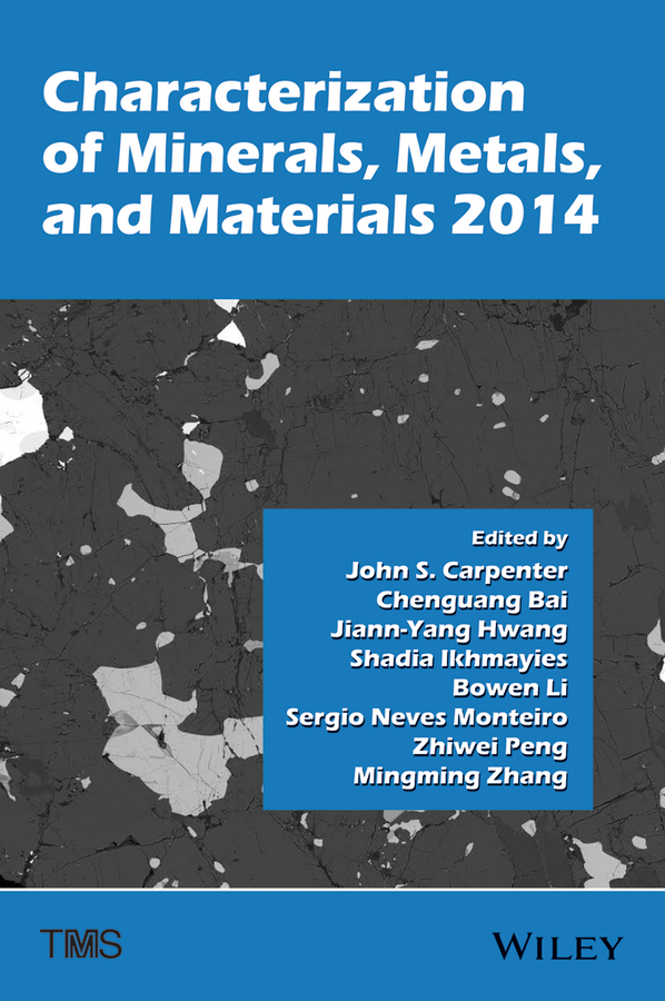 Jiann-Yang Hwang Characterization of Minerals, Metals, and Materials 2014 level of trace metals in tilapia fish of three lakes in ethiopia
