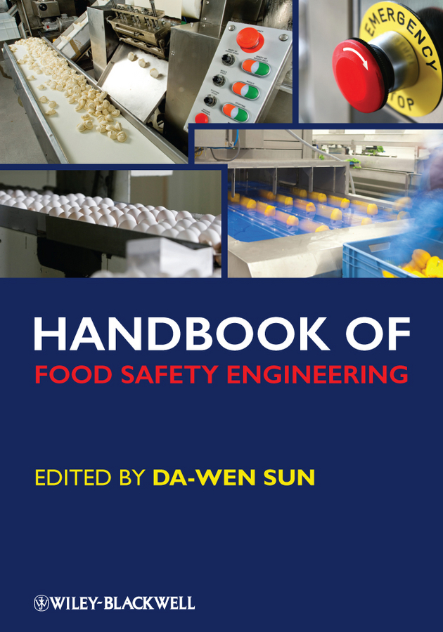 Da-Wen Sun Handbook of Food Safety Engineering uaa3220 uaa3220ts ssop