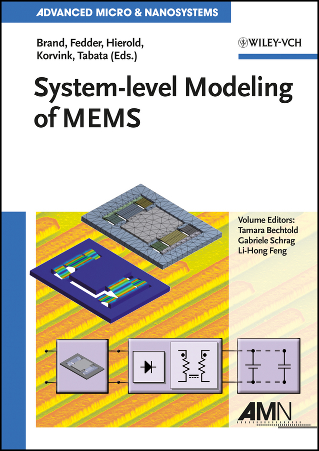 Oliver Brand System-level Modeling of MEMS цена