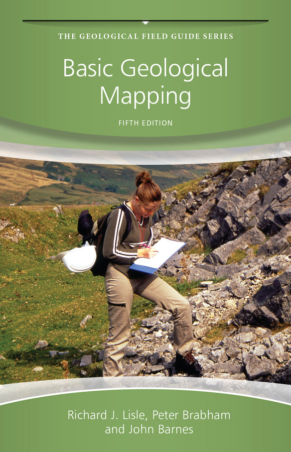 Peter Brabham Basic Geological Mapping brian mclernon lighting digital field guide