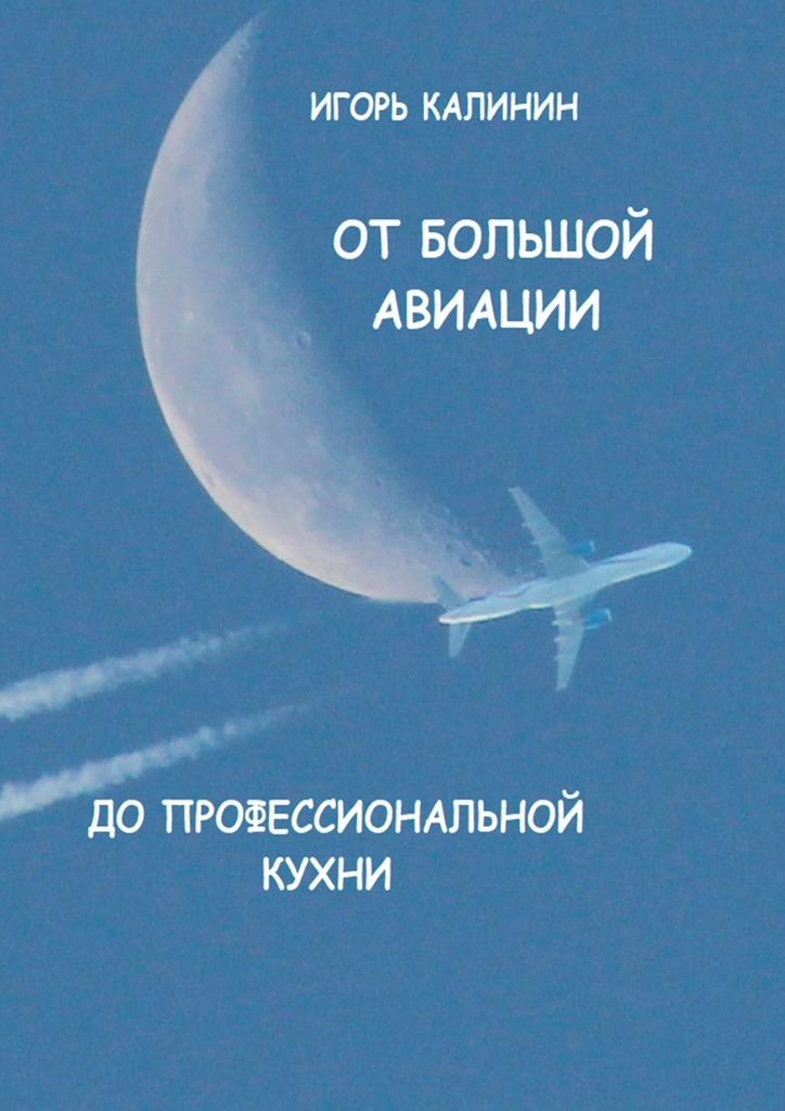 Игорь Калинин От большой авиации допрофессиональной кухни