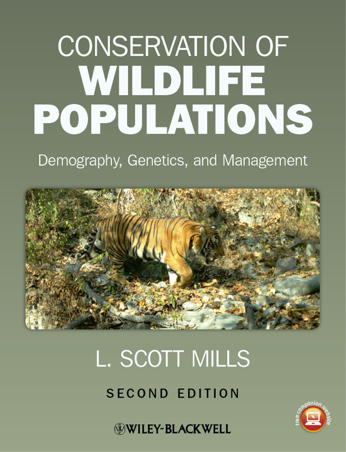 L. Mills Scott Conservation of Wildlife Populations. Demography, Genetics, and Management african population studies