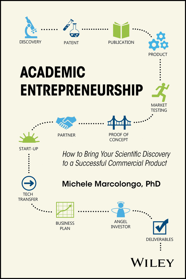 Michele Marcolongo Academic Entrepreneurship. How to Bring Your Scientific Discovery to a Successful Commercial Product steve sanghi driving excellence how the aggregate system turned microchip technology from a failing company to a market leader