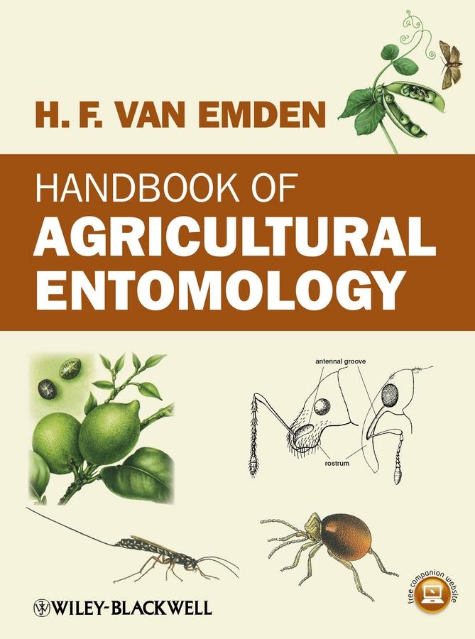 Helmut F. van Emden Handbook of Agricultural Entomology forest entomology