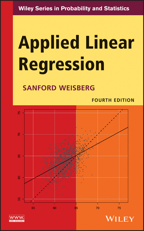 Sanford Weisberg Applied Linear Regression