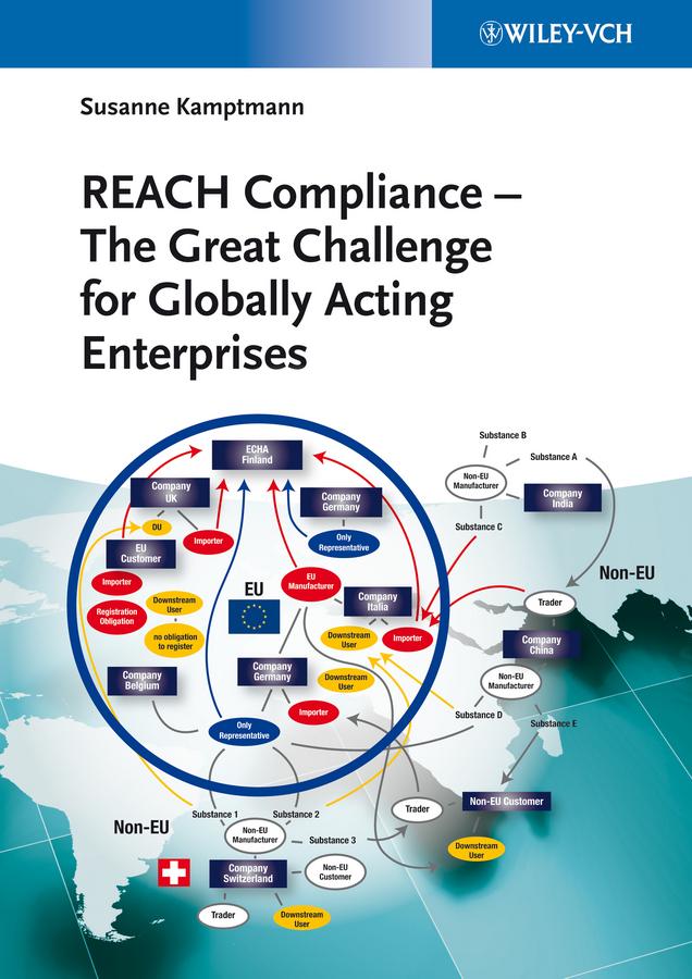 Susanne Kamptmann REACH Compliance. The Great Challenge for Globally Acting Enterprises