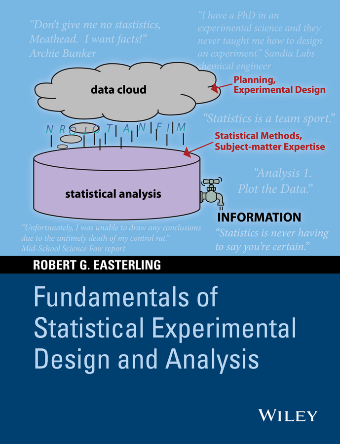 Robert Easterling G. Fundamentals of Statistical Experimental Design and Analysis robust and response surface designs