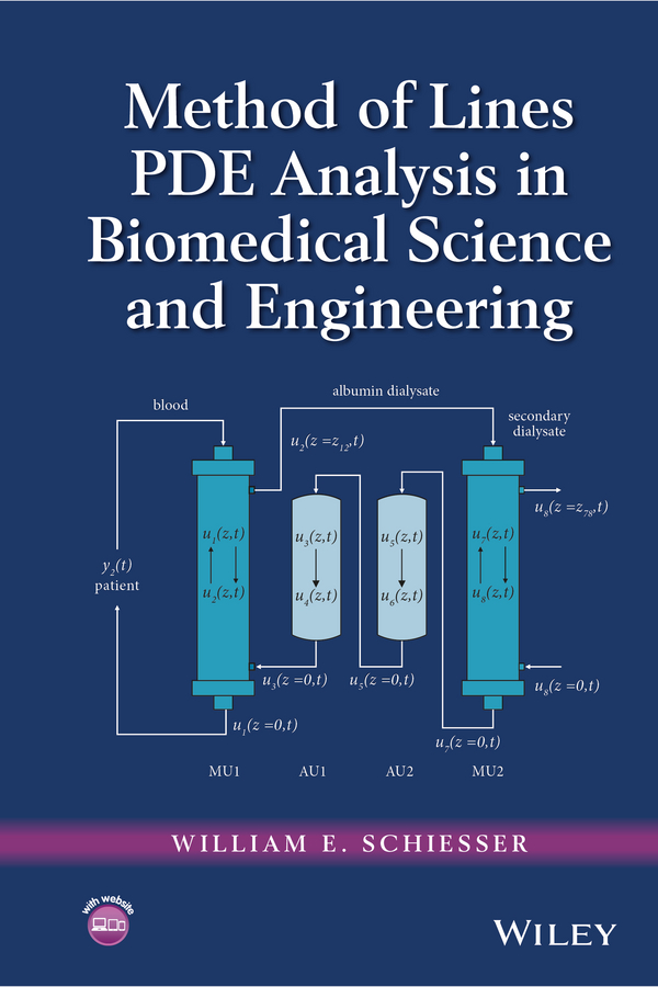 William Schiesser E. Method of Lines PDE Analysis in Biomedical Science and Engineering все цены