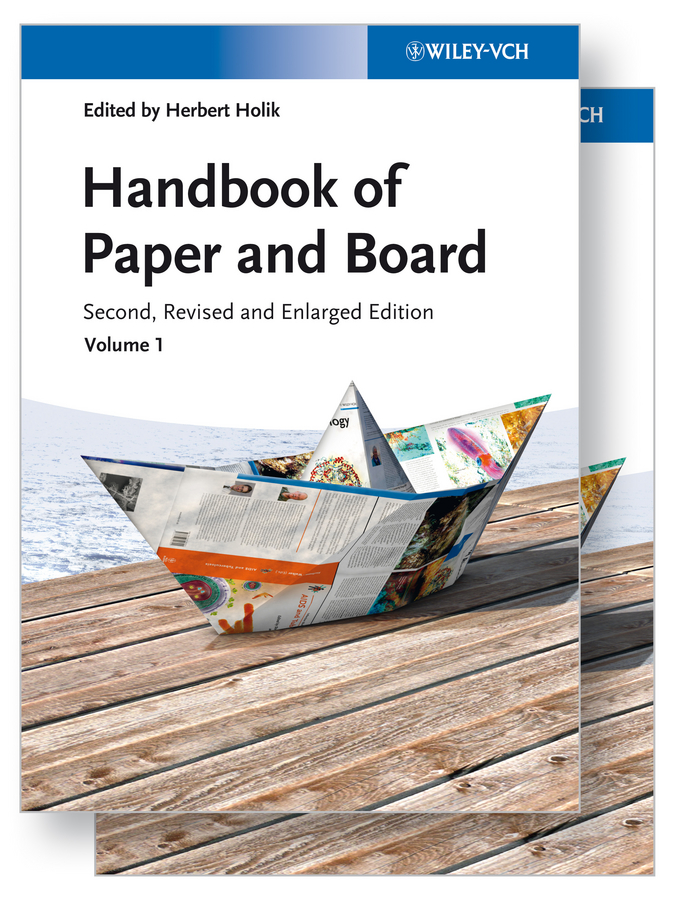 Herbert Holik Handbook of Paper and Board