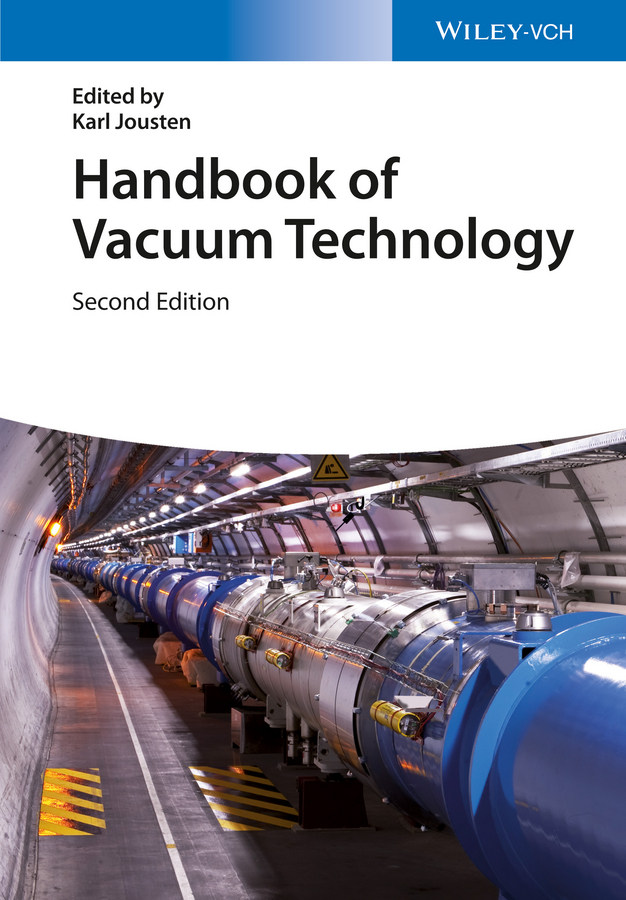 Karl Jousten Handbook of Vacuum Technology