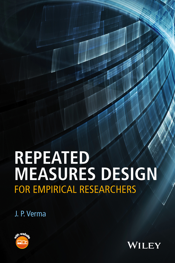 J. Verma P. Repeated Measures Design for Empirical Researchers