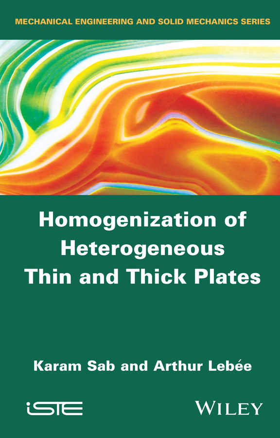 Karam Sab Homogenization of Heterogeneous Thin and Thick Plates