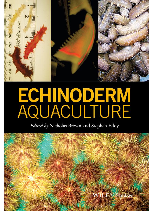 Nicholas Brown Echinoderm Aquaculture