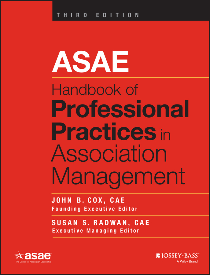 John Cox B. ASAE Handbook of Professional Practices in Association Management handbook of the exhibition of napier relics and of books instruments and devices for facilitating calculation