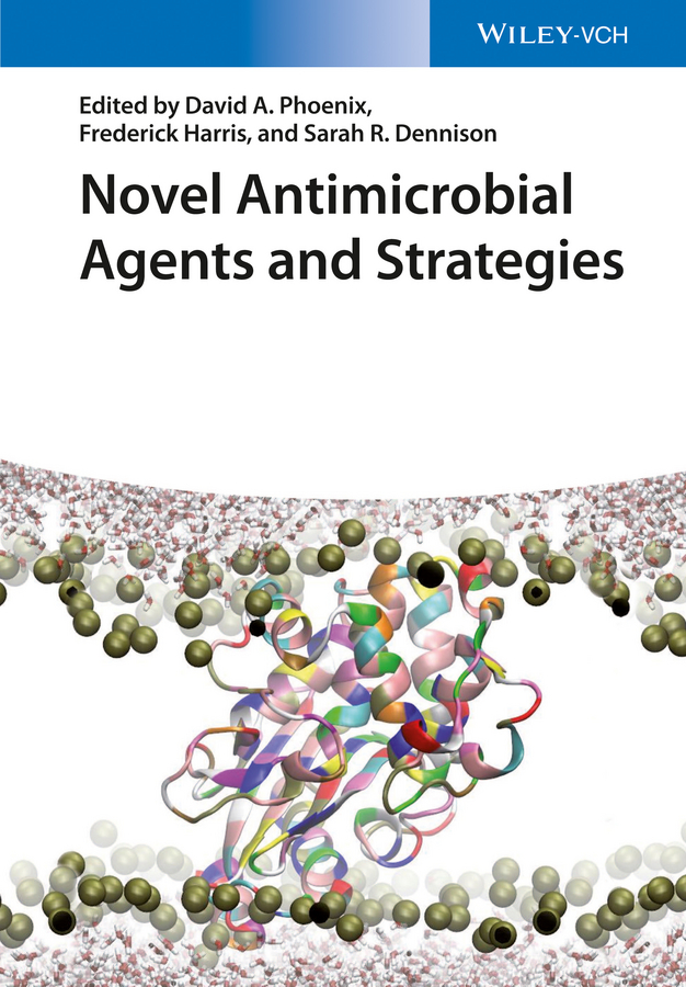 Frederick Harris Novel Antimicrobial Agents and Strategies все цены