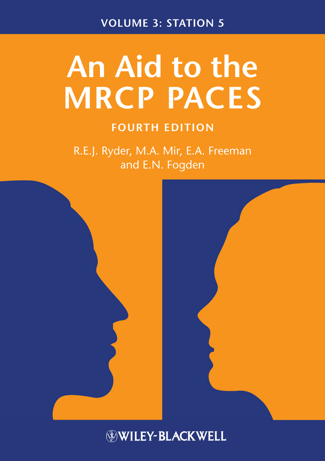 Anne Freeman An Aid to the MRCP PACES. Volume 3: Station 5 1 school линейка magic fairies сердце