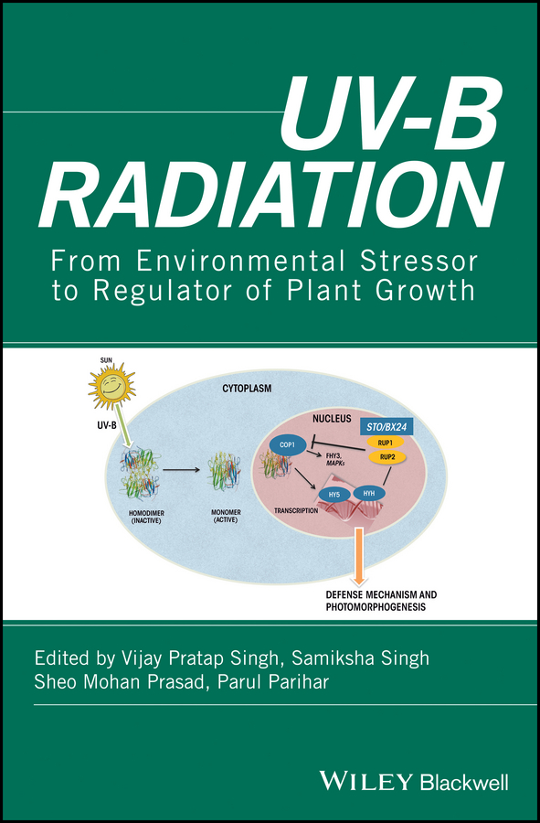 Samiksha Singh UV-B Radiation. From Environmental Stressor to Regulator of Plant Growth все цены