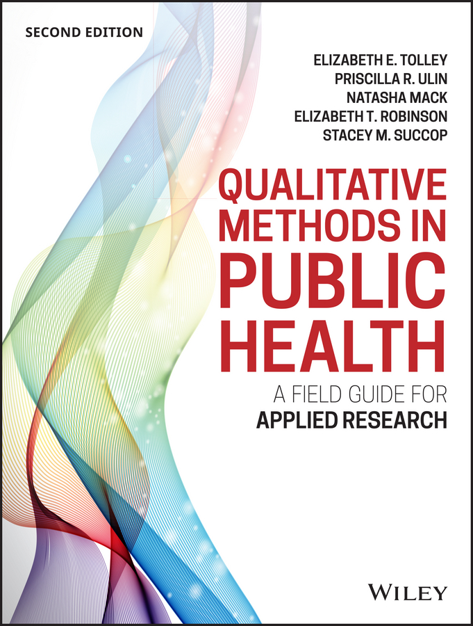 Natasha Mack Qualitative Methods in Public Health. A Field Guide for Applied Research
