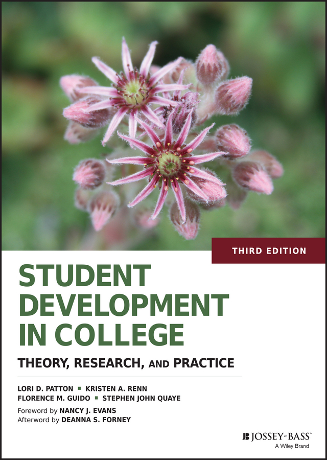 Kristen Renn A. Student Development in College. Theory, Research, and Practice shoulder bag female new college female student backpack