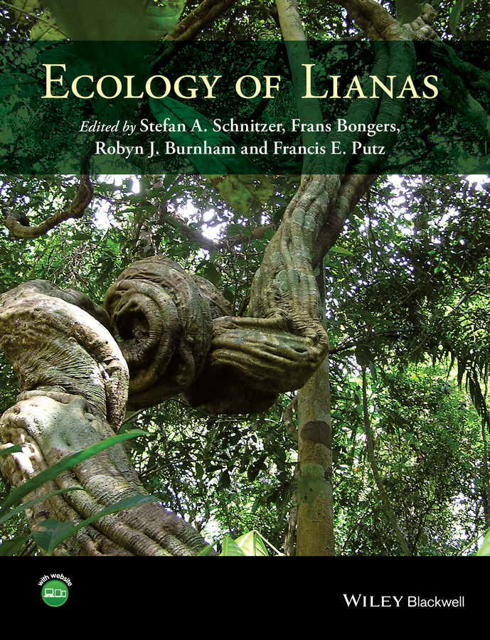 Фото - Frans Bongers Ecology of Lianas vines vines highly evolved