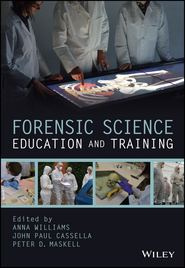 Anna Williams Forensic Science Education and Training все цены