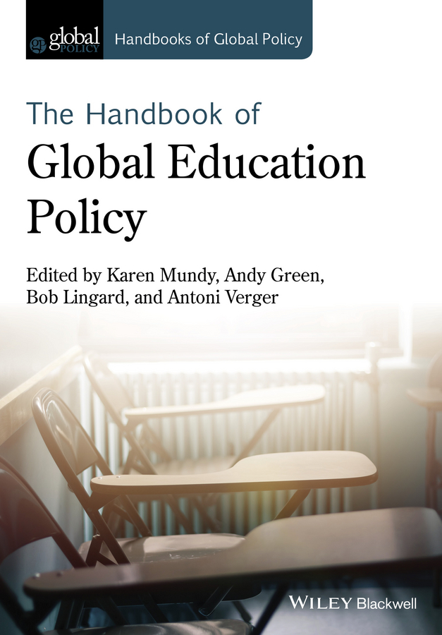 купить Bob Lingard Handbook of Global Education Policy по цене 14622.12 рублей