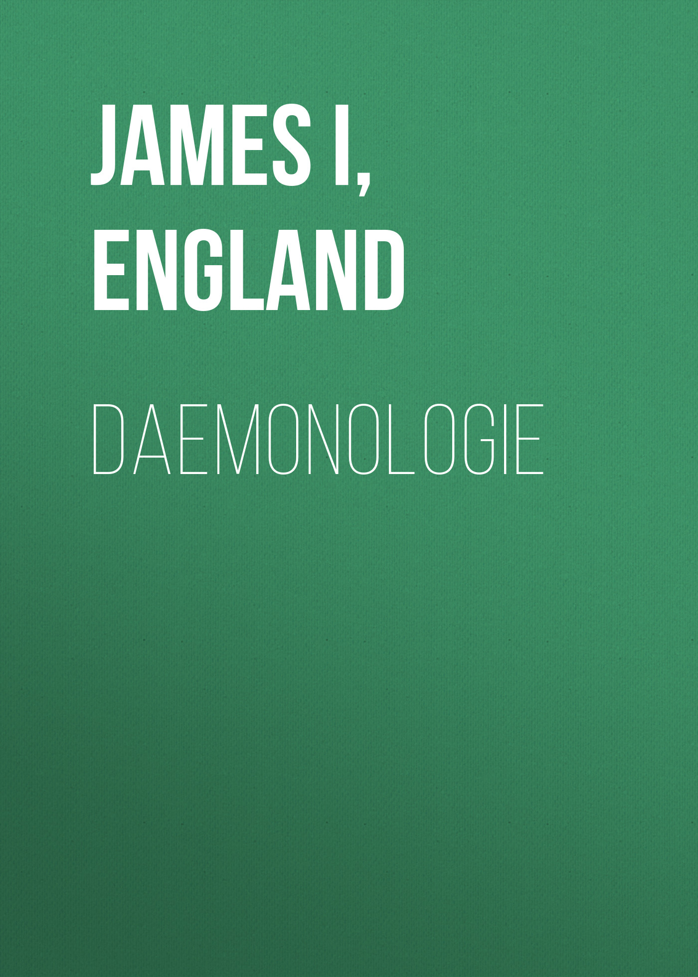 James I, King of England Daemonologie king james nkum power of sex for singles