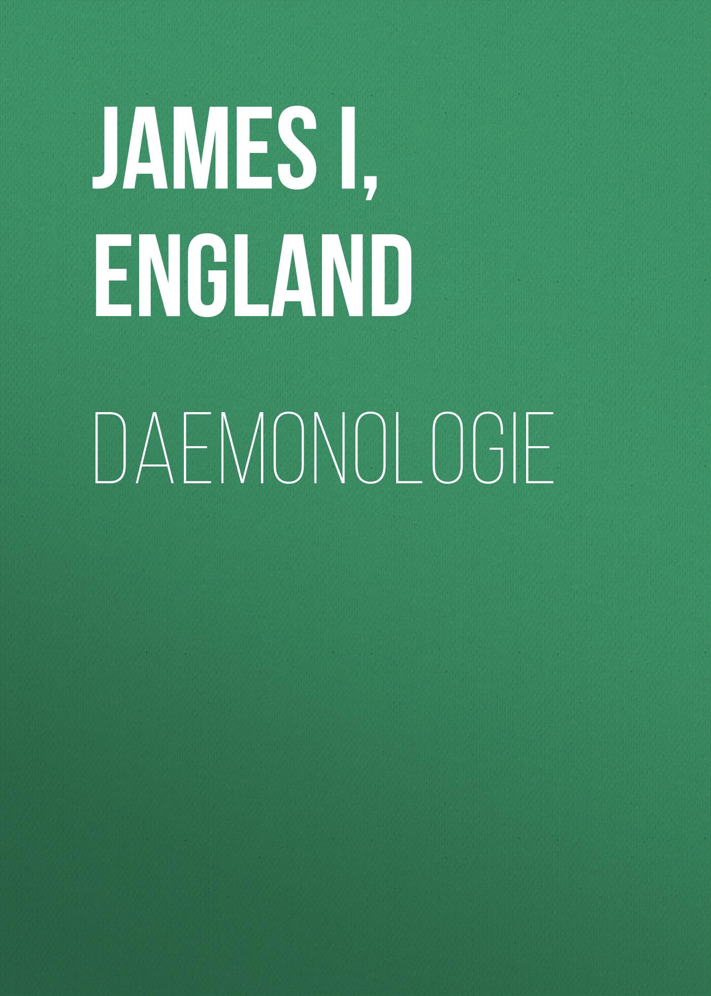 James I, King of England Daemonologie ellis james tandy shawn of skarrow