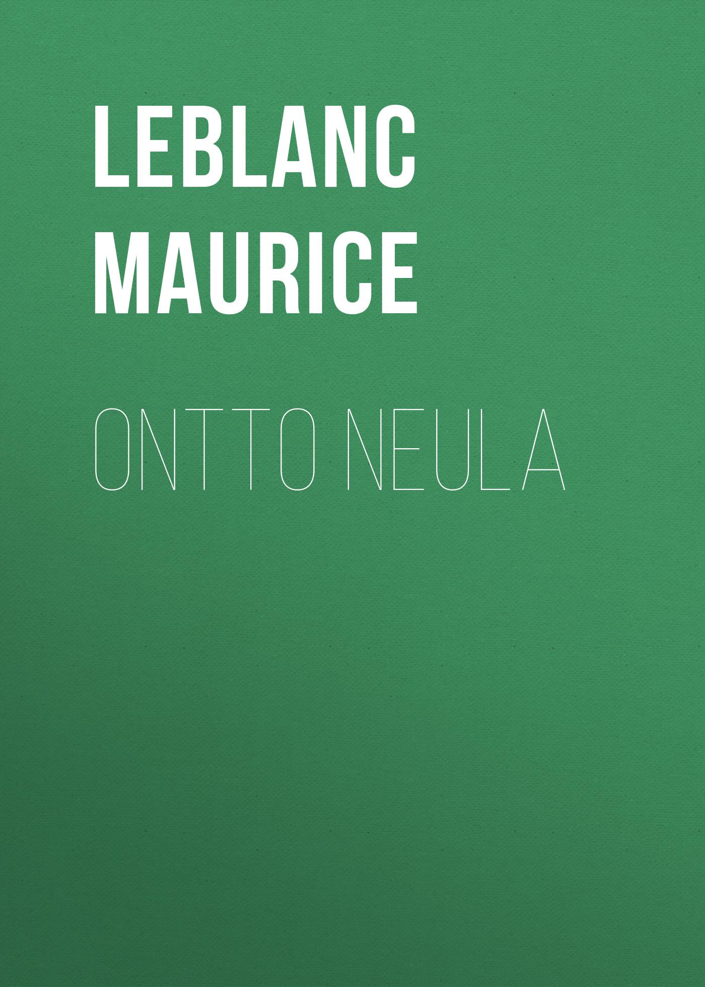 Leblanc Maurice Ontto neula leblanc maurice the teeth of the tiger