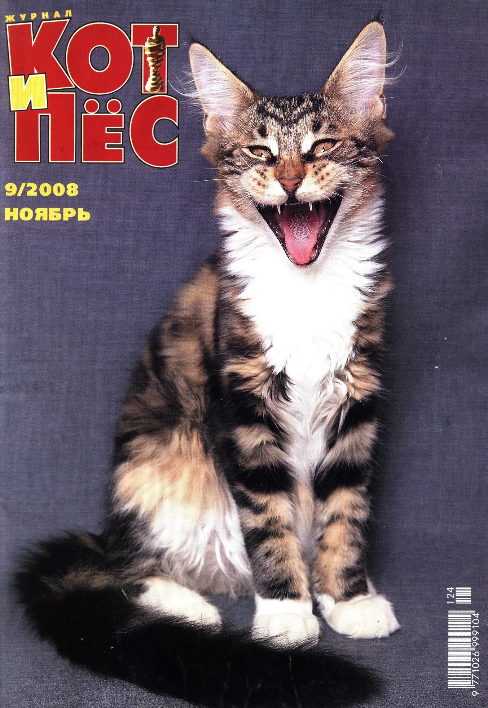 Отсутствует Кот и Пёс №9/2008 отсутствует кот и пёс 9–10 2013