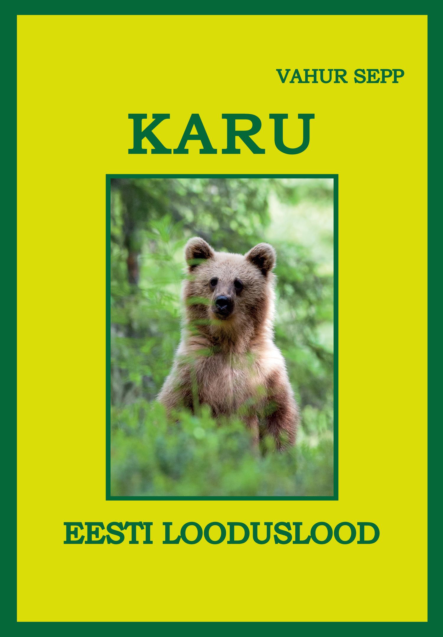 Vahur Sepp Karu.Eesti looduslood ene sepp väike roosa pilet paradiisi