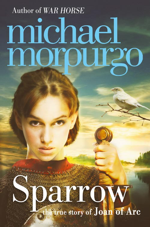 Michael Morpurgo Sparrow: The Story of Joan of Arc платье just joan just joan ju014ewhcm78