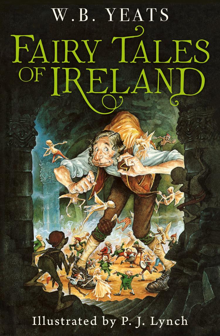 P.J. Lynch Fairy Tales of Ireland