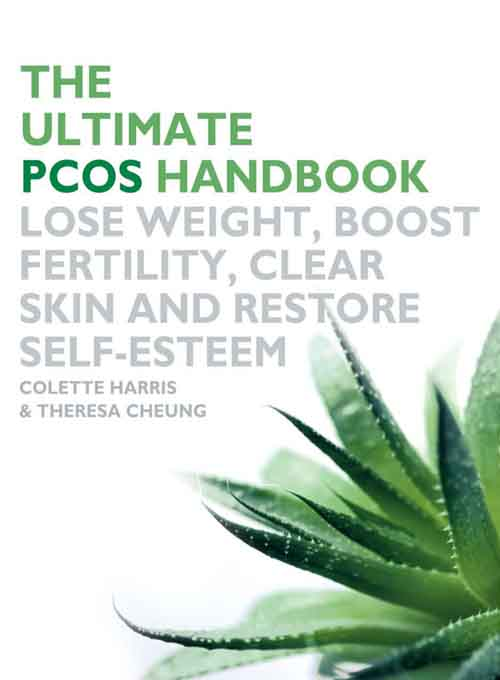 Theresa Cheung The Ultimate PCOS Handbook: Lose weight, boost fertility, clear skin and restore self-esteem brush five lines of meridian shaping the body massage brush brush scrapping thin leg to reduce weight thin body