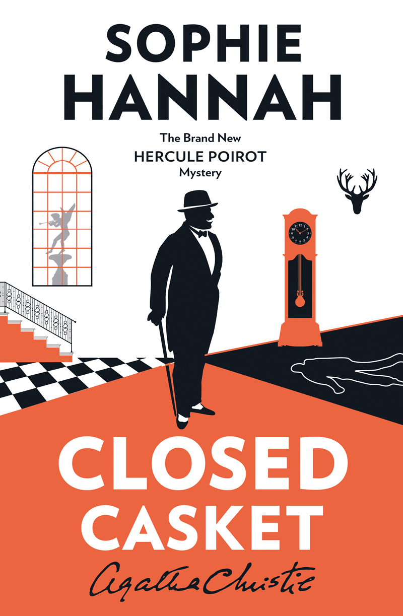 closed casket the new hercule poirot mystery