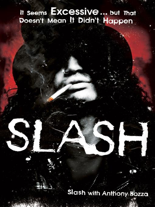 цены на Anthony Bozza Slash: The Autobiography  в интернет-магазинах
