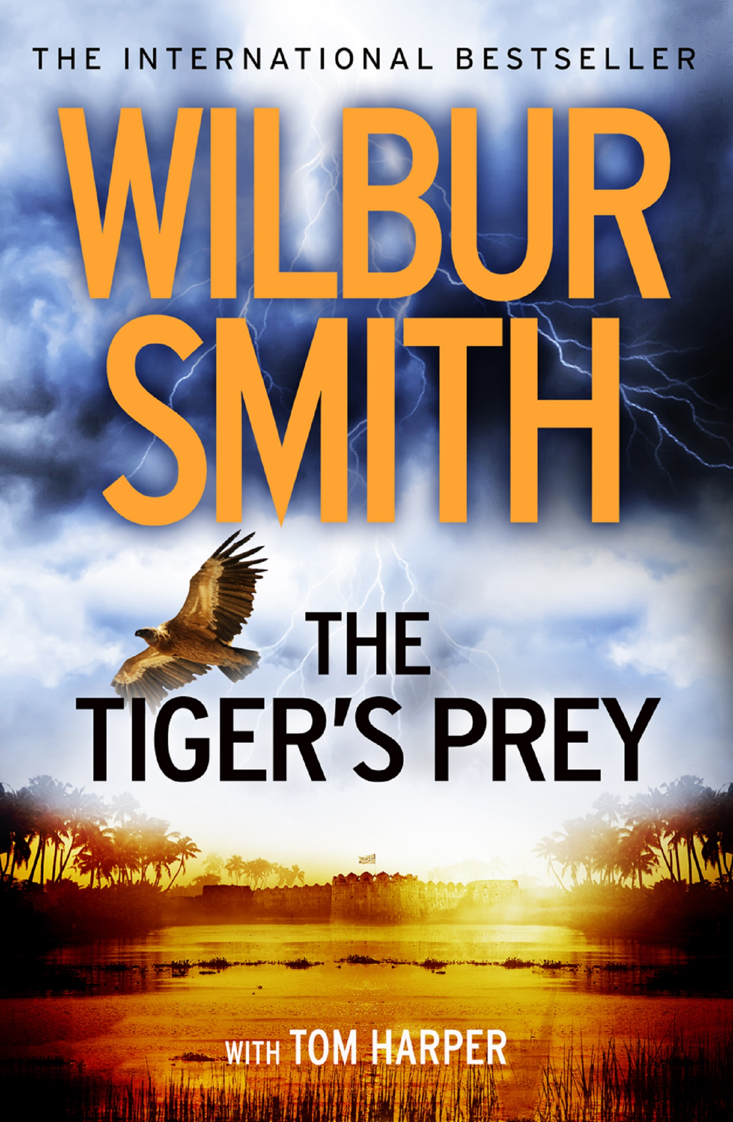 Wilbur Smith The Tiger's Prey a color of his own