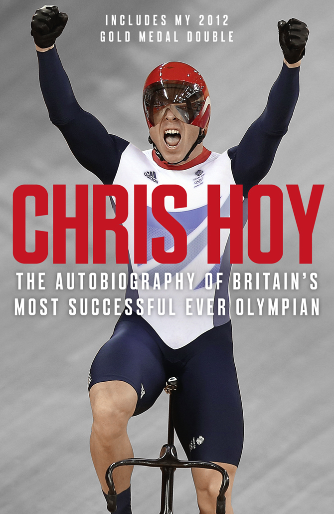 Chris Hoy Chris Hoy: The Autobiography chris d elia nepean