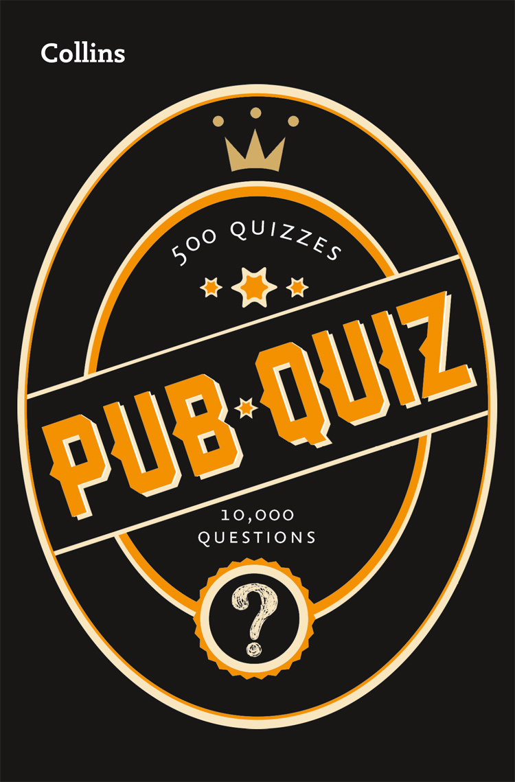 Collins Puzzles Collins Pub Quiz: 10,000 easy, medium and difficult questions collins dictionaries collins letter writing