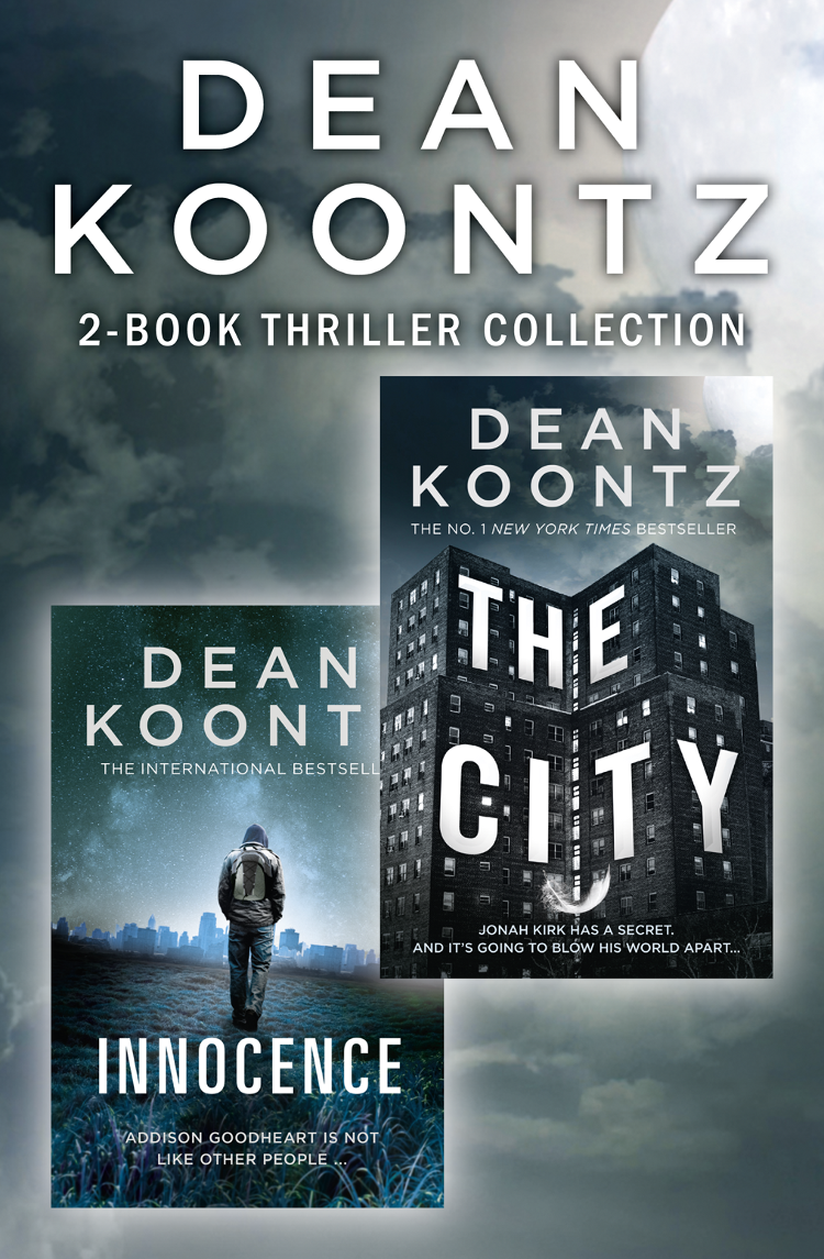 Dean Koontz Dean Koontz 2-Book Thriller Collection: Innocence, The City все цены