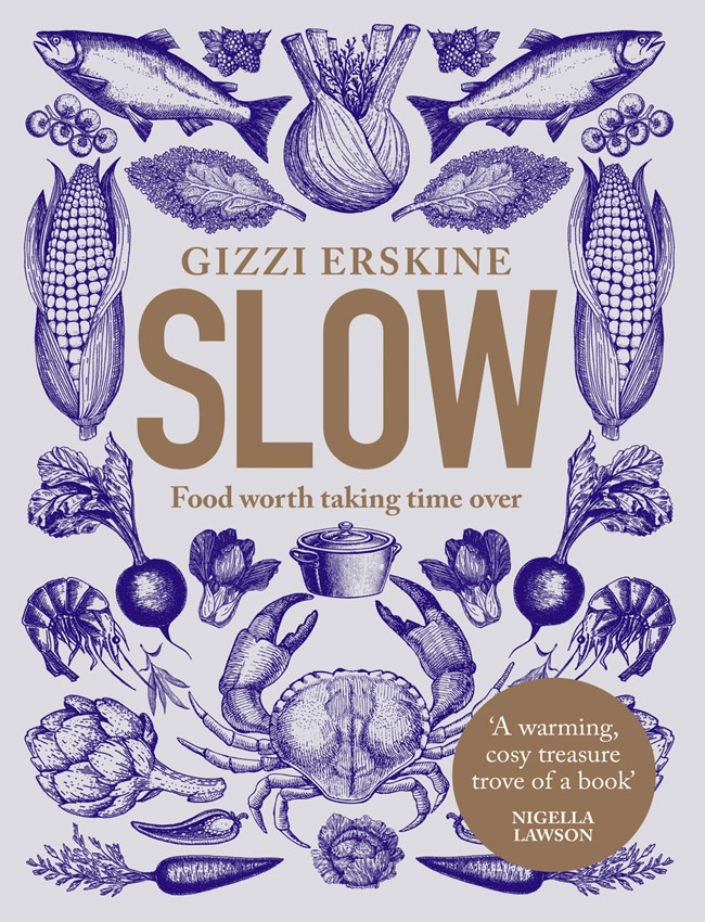 Фото - Gizzi Erskine Slow: Food Worth Taking Time Over food mixers bosch mum4856eu home kitchen appliances processor machine equipment for the production of making cooking