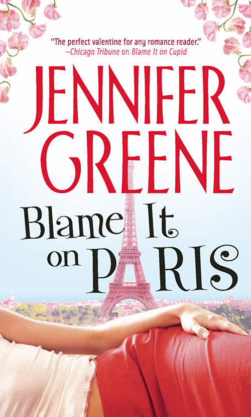 Jennifer Greene Blame It on Paris sharon glassman blame it on hoboken