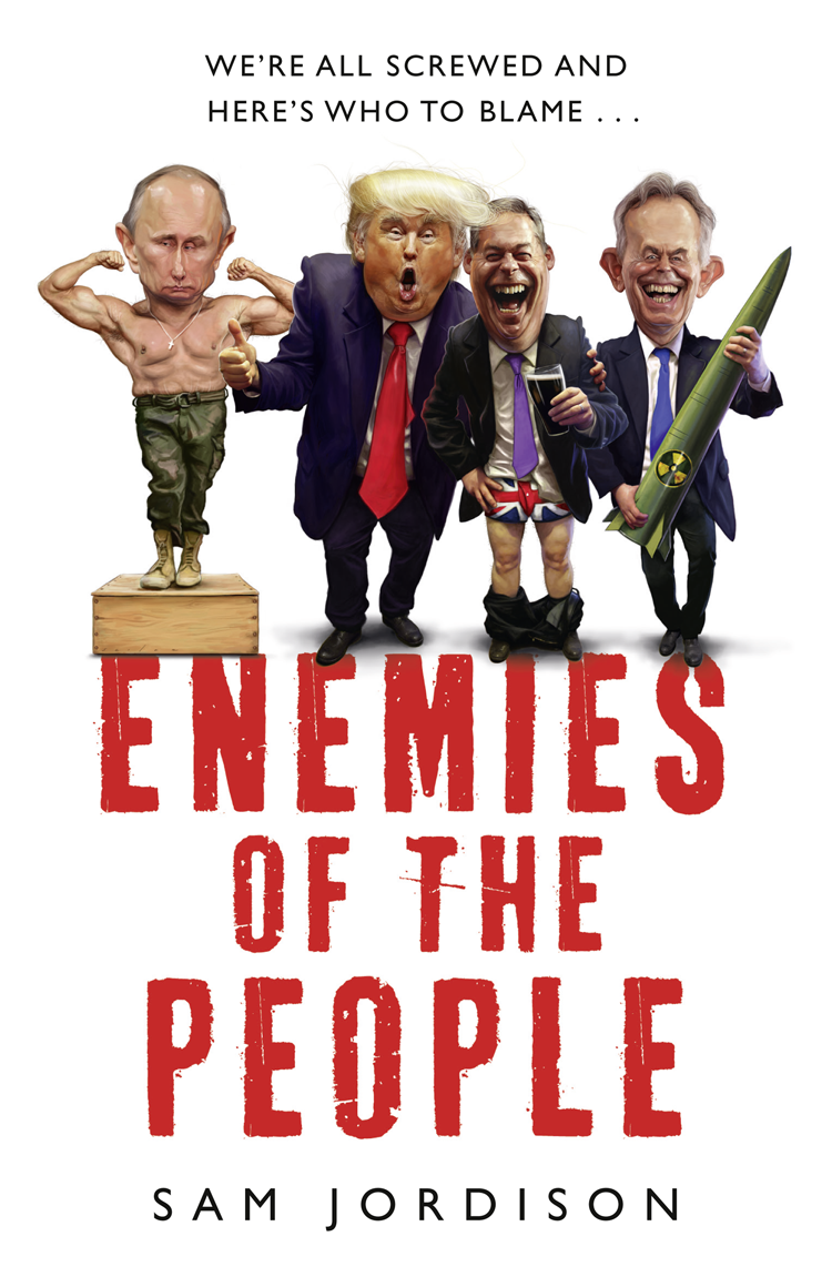 Sam Jordison Enemies of the People