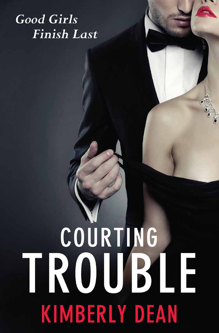 Kimberly Dean Courting Trouble