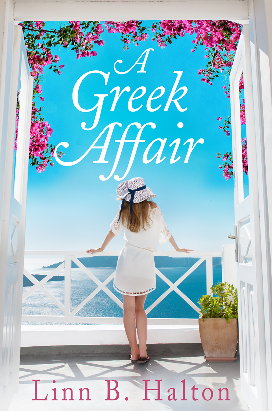 Linn Halton B. A Greek Affair